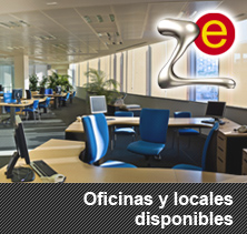 Oficinas y locales disponible